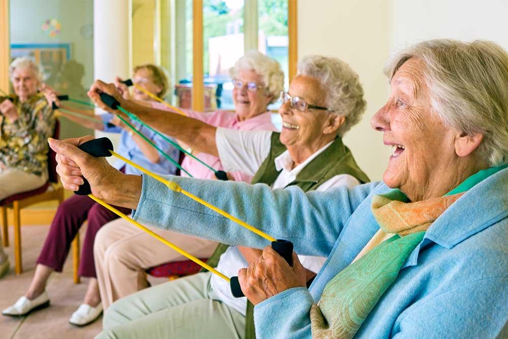 Programs/Activities - Luxstone Senior Living