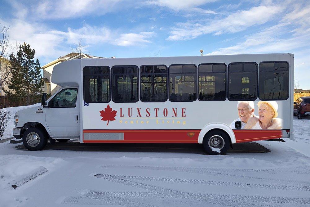 Transportation - Luxstone Senior Living